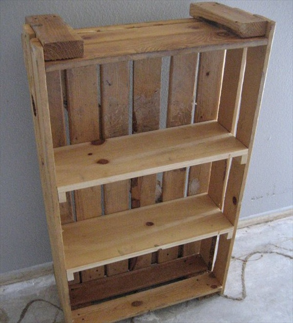 Woodwork Bookcase Plans Pallets PDF Plans