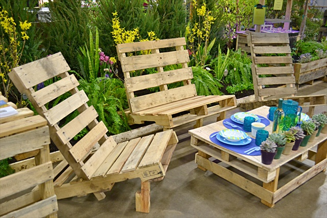 Quick Yet Chic Pallet Storage Ideas | Pallet Furniture Plans - Part 27