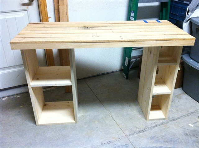 Diy Plans For Computer Desk Free Download PDF Woodworking Build plans ...