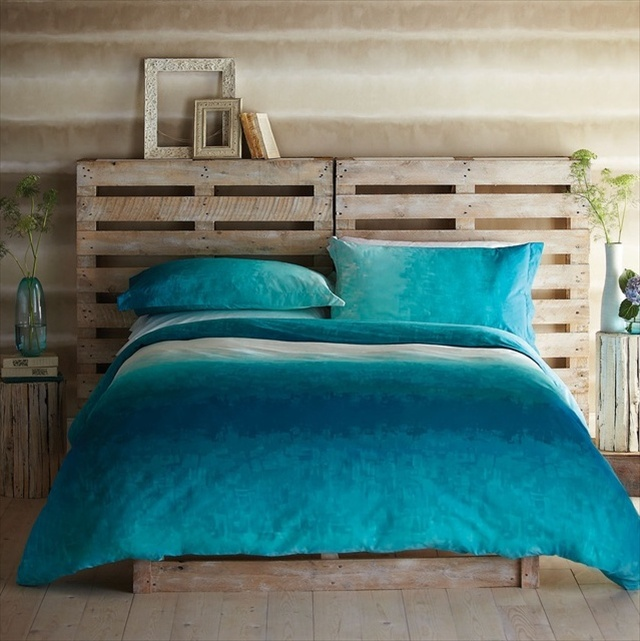 Inexpensive Pallet Headboards For Your
