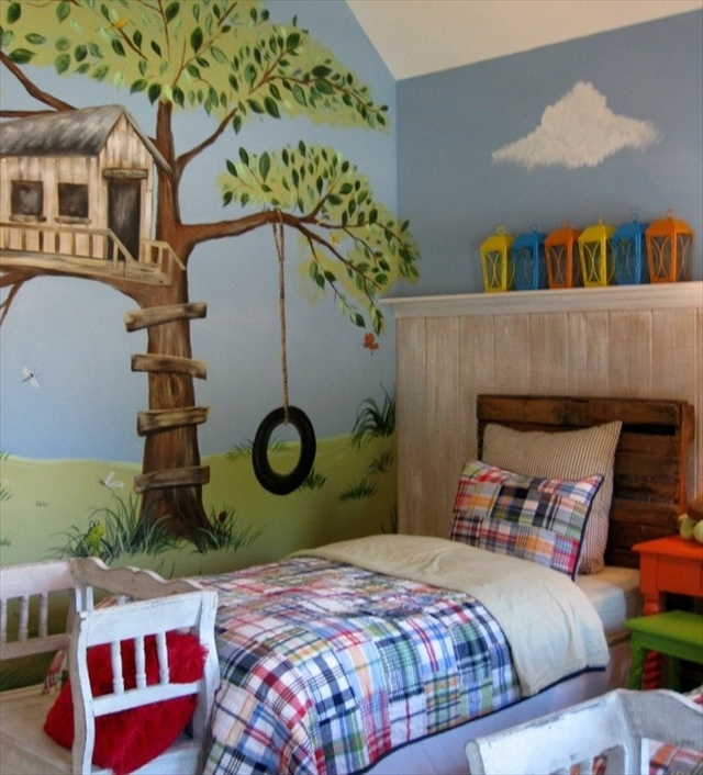 Pallet Headboard Ideas