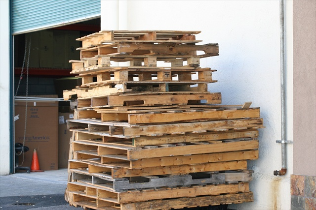 Ideas for Getting Pallets: Where to Get Pallets