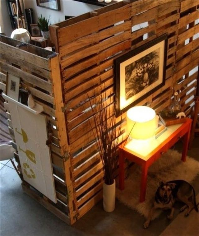 Who Else Wants To Know About Pallet Room Divider