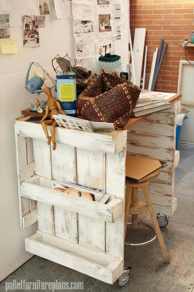 Creative with Pallets DIY