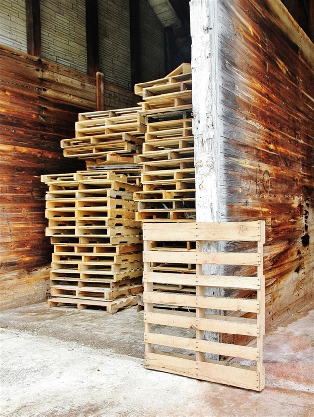 Diy Pallet Wood Letter Pallet Furniture Plans