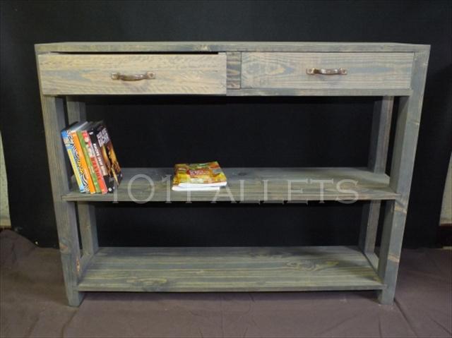 Pallet Console Table