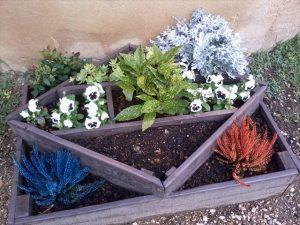DIY Pallet Planter Tutorial