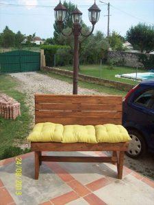 DIY Pallet Bench Instructions