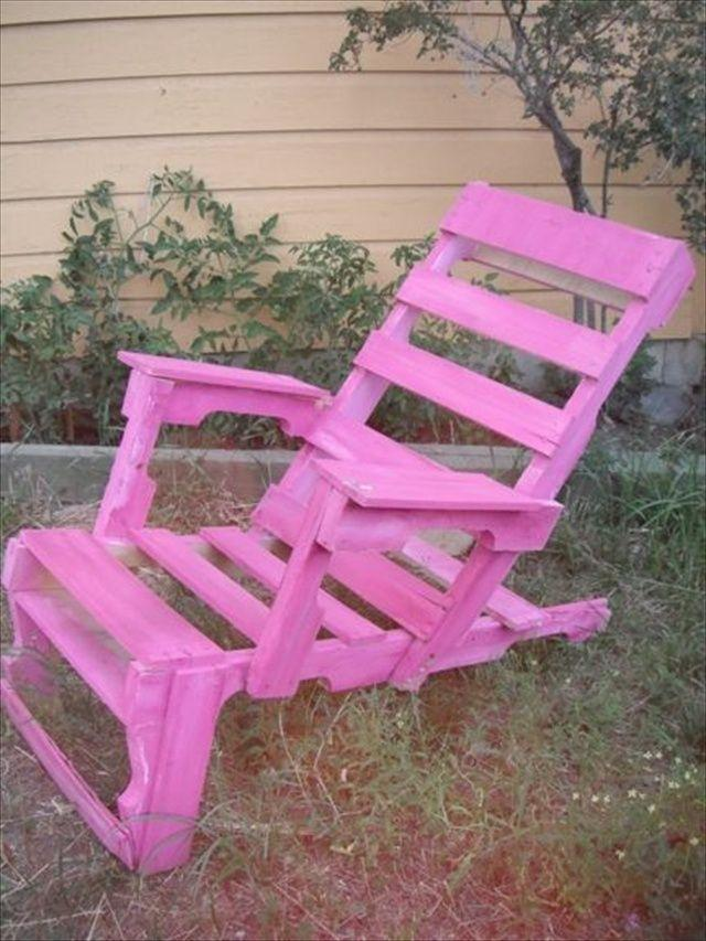 31 Diy Pallet Chair Ideas Pallet Furniture Plans