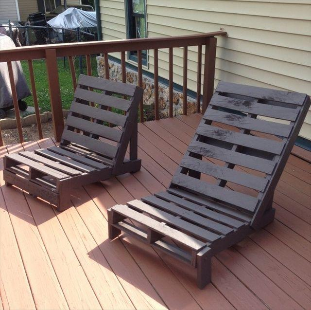 pallet outdoor furniture plans. diy pallet adirondack chairs outdoor furniture plans u