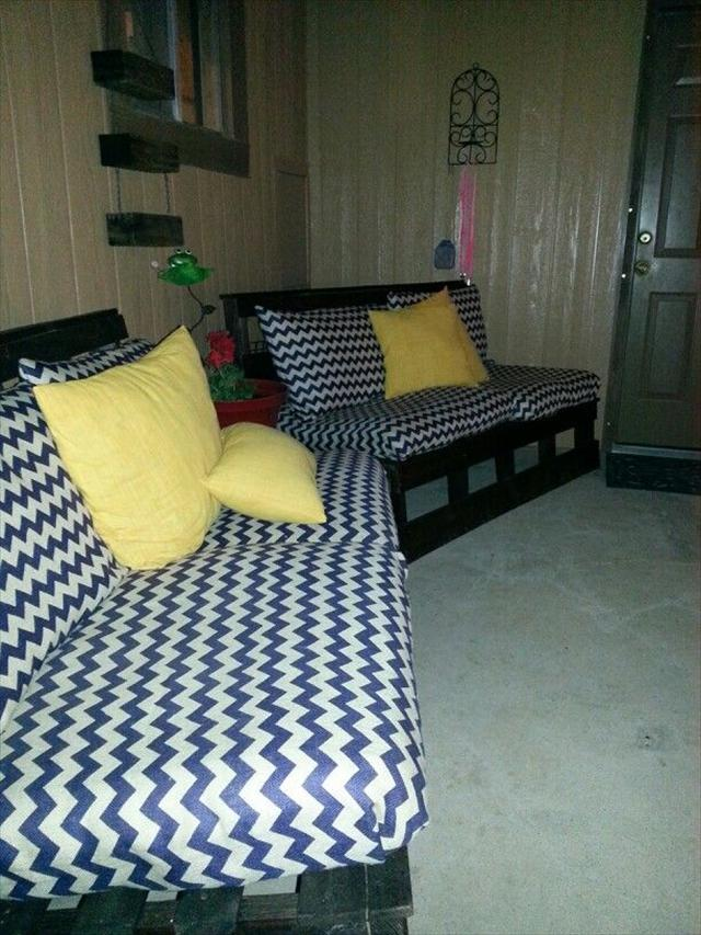 20 Cozy Diy Pallet Couch Ideas Pallet Furniture Plans