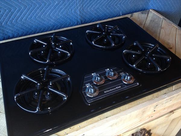 DIY Cabinet Top