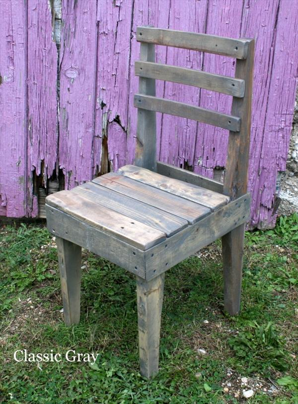 Old DIY Chair