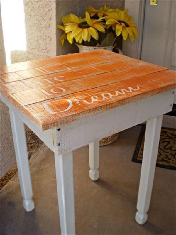 DIY DIY End Table