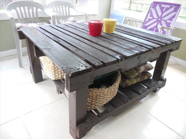 ... Photos - Pallet Furniture Pallet Table Pallet Projects Diy Projects