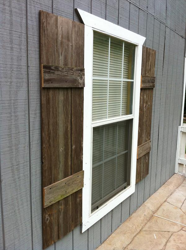 woodwork diy exterior shutter plans plans pdf download