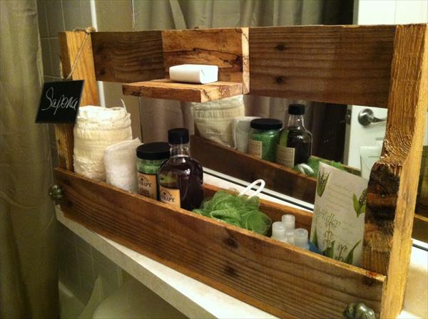 Pallet Bathroom Furniture