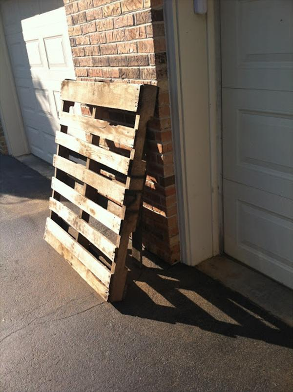joining of pallet planks