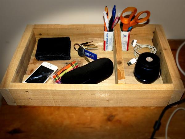 diy pallet multipurpose crate
