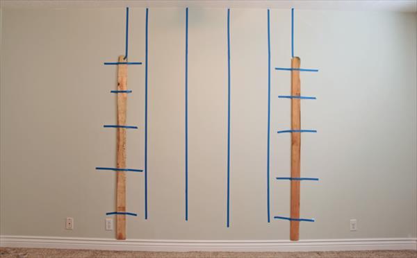 pallet headboard plans