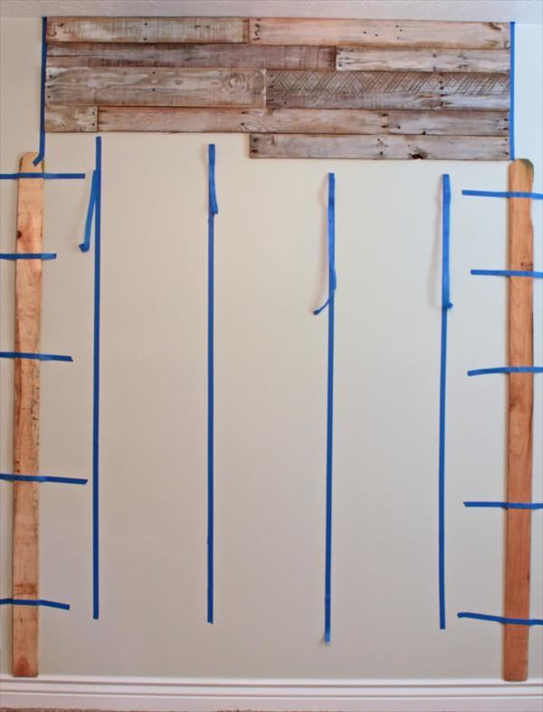 pallet headboard instruction