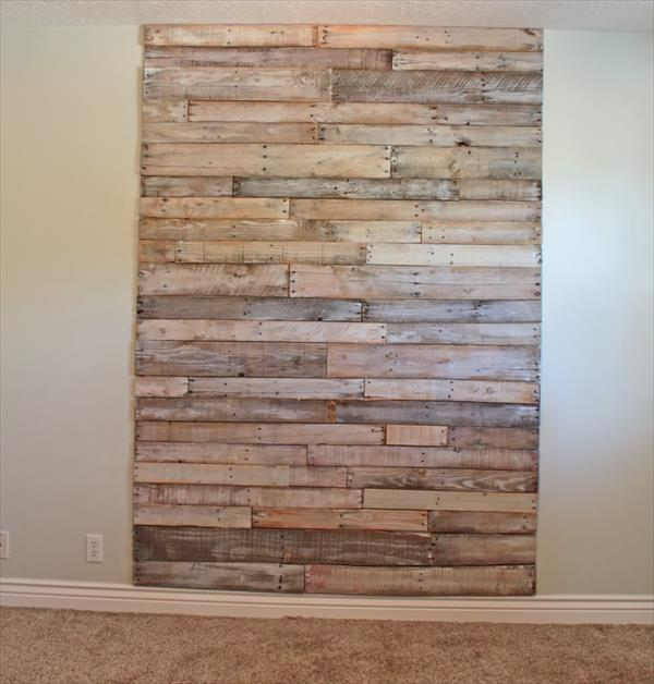 How To Make Headboard Out Of Pallets Pallet Furniture Plans
