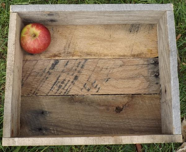 Wooden Pallet Apple Crate Pallet Furniture Plans