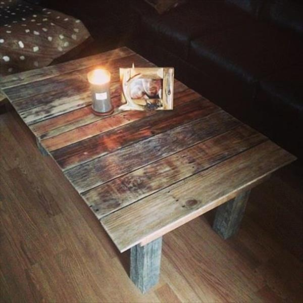 coffee table with removable legs pallet furniture plans