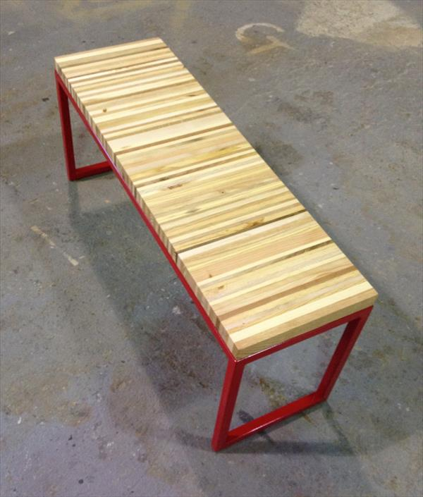 Pallet Bench / Coffee Table