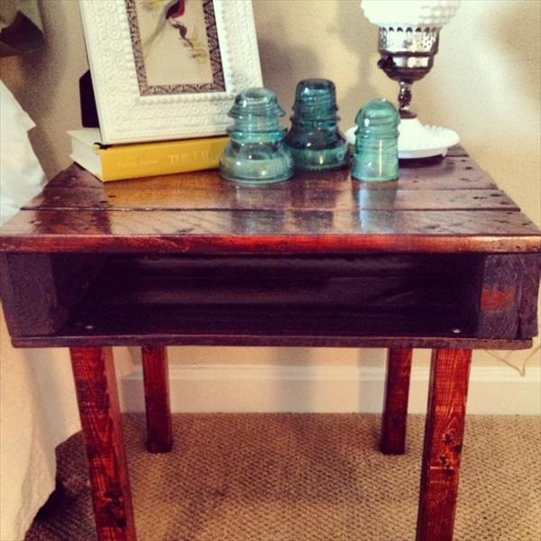 rEcycled End Table