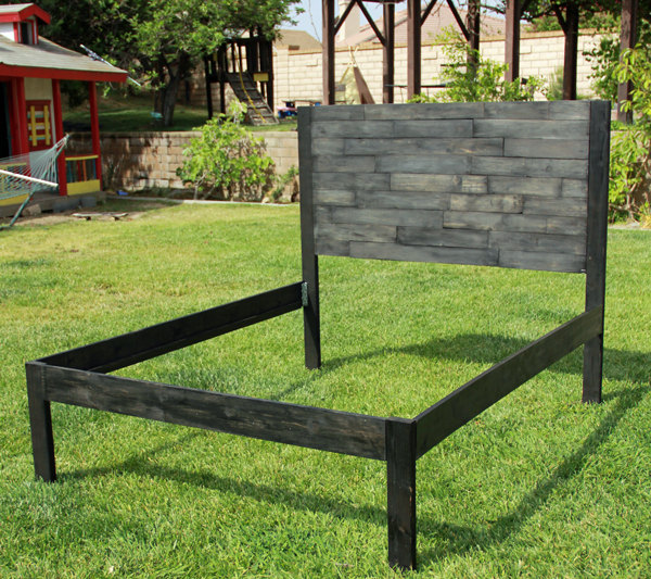 related posts pallet platform bed diy pallet wood platform bed with ...