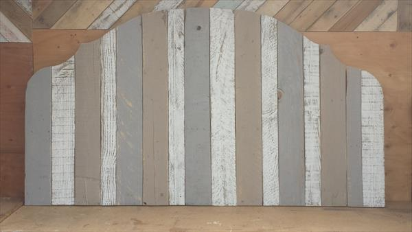diy pallet king size headboard