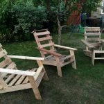 Pallet Rustic Adirondack Chairs