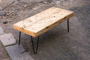 Wood Pallet Handmade Coffee Table