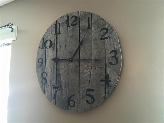 10 Diy Wooden Pallet Clock Ideas Pallet Furniture Plans