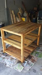 Pallet Household Furniture Ideas