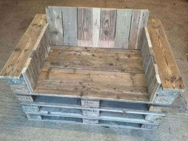 no-cost beefy pallet 2 seater