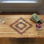 DIY Pallet Navajo Design Coffee Table