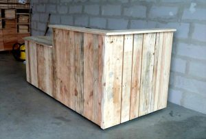 Custom-Build Pallet Bar