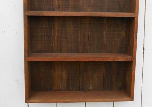 pallet wall cabinet unit