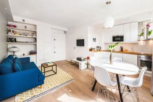 Kitchen Or Living Room